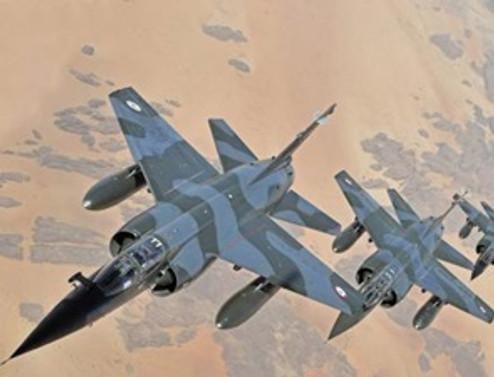 Fransız savaş uçağı Nijer'de düştü