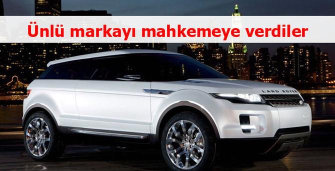 "İngiliz otomotiv devine ""araç toplatma"" talebi"