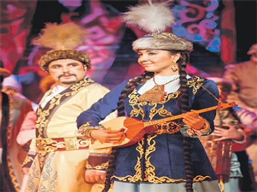 """""""Birjan ve Sara"""" Operası Bakırköy'de"""