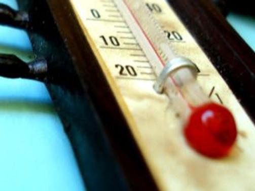 Sıcaklık batıda artıyor, doğuda azalıyor