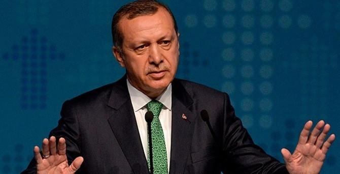 Erdoğan seçim startı verdi