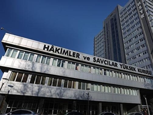 HSYK yaz kararnamesi tamamlandı