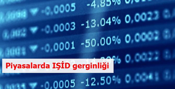 Piyasalarda IŞİD gerginliği