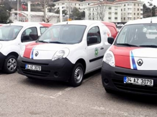 Aras'ın elektrikli araç sayısı 39'a yükseldi
