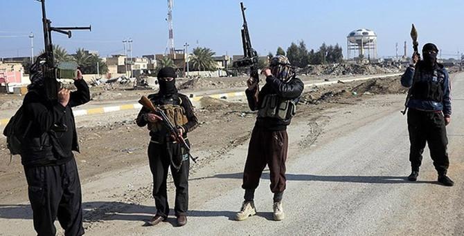 IŞİD, Bağdat'a ilerliyor