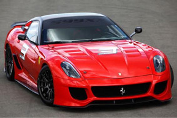 Ferrari 599 GTO kasımda Türkiye'de