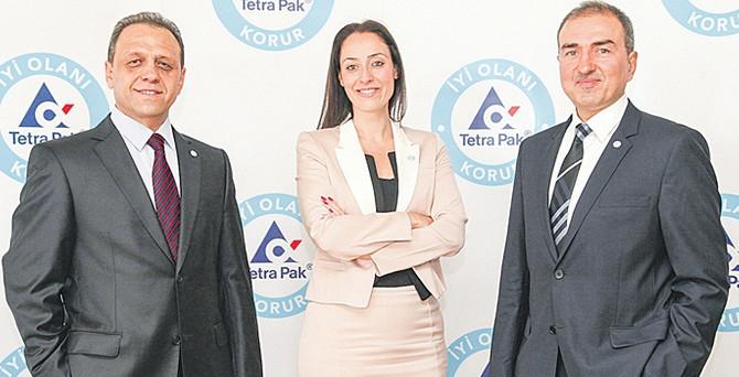 Tetra Pak, Türkiye'ye inandı