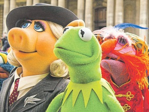"Tatili ""Muppets""le şenlendirin"