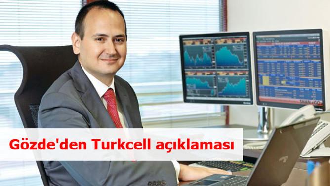 Gözde Girişim'den Turkcell açıklaması