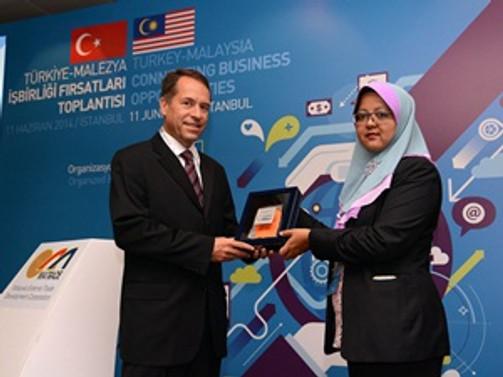 Malezya-Türkiye İşbirliği Fırsatları Toplantısı yapıldı