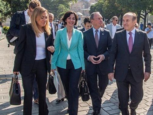 Bloomberg, tarihi Yarımada'yı ziyaret etti