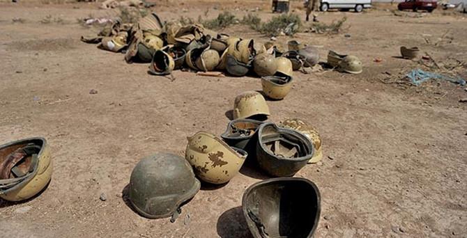Irak'ta hava harekâtı başladı