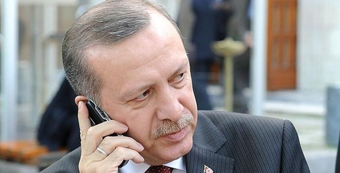 Erdoğan, Biden ile Musul'u görüştü