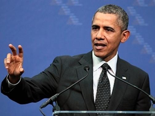 Obama'dan Kongre liderlerine Irak bilgisi