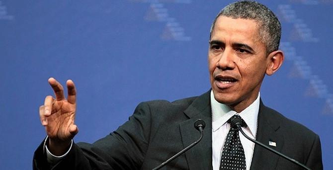 Suriye muhaliflerine Obama desteği