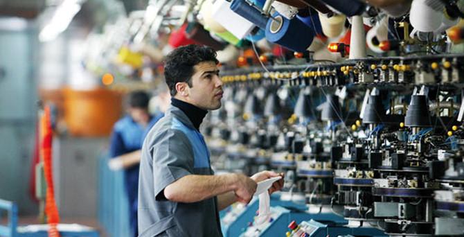Sanayi üretimi haziranda yüzde 1.4 arttı