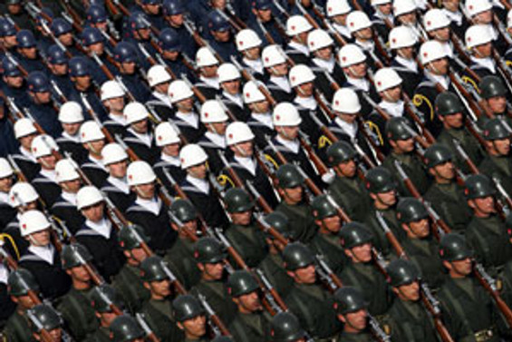 Kara Kuvvetleri'nde devir teslim