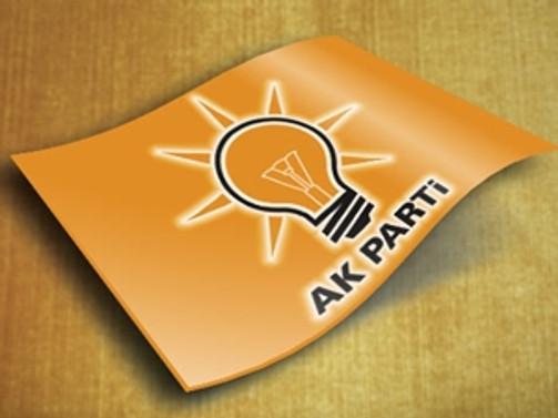AK Parti'li 11 ilçe başkanı istifa etti
