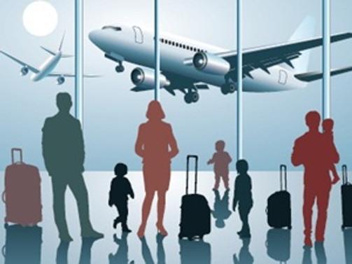 Uluslararası turizm hareketi arttı