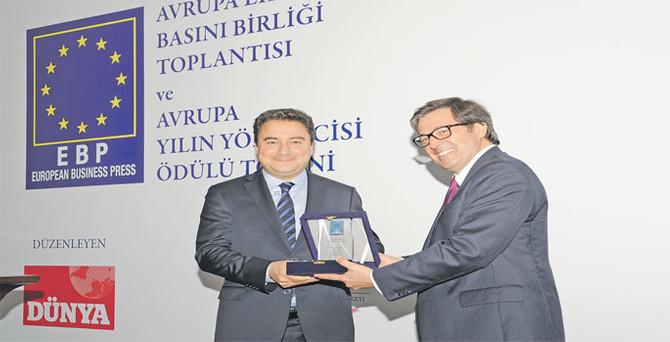 Avrupa Ekonomi Basını, Türkiye'de