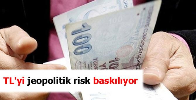 Jeopolitik risk baskı yapmaya devam ediyor