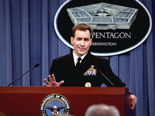 ABD'nin İran ile koordinasyon planı yok