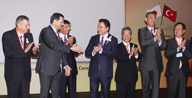 Türkiye ile Japonya dünyaya makarna yedirecek