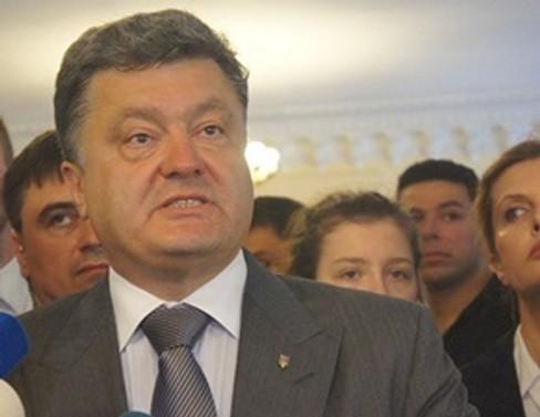 Poroşenko AB'den ortak tedbir istedi