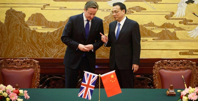 Çin-İngiltere 'enerji' kazanıyor