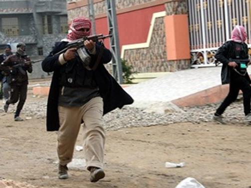 Suriye, IŞİD mevzilerini vurdu