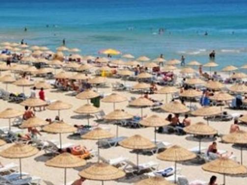 İstanbul'daki plajlar sezona hazır