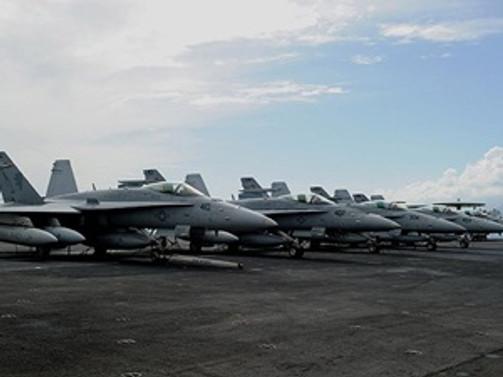 Irak, ABD'den hava saldırısı talep etti