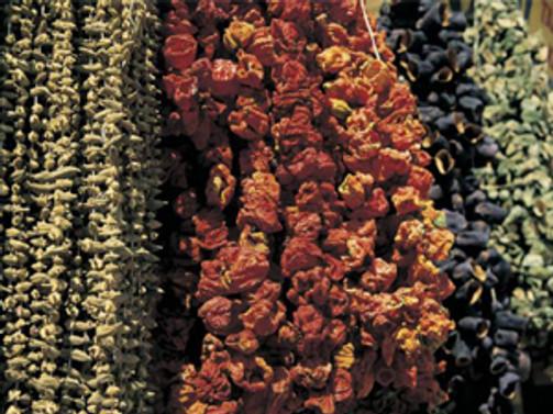 Kurutulmuş sebzeler ihraç ürünleri arasına girdi