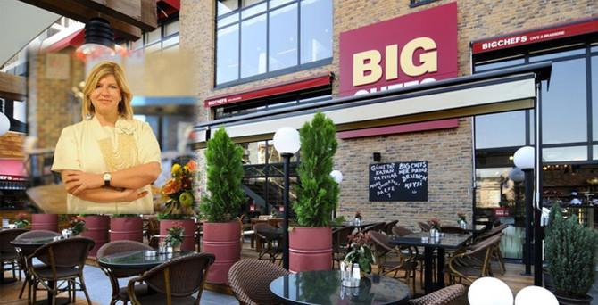 Memleketi Diyarbakır'a en büyük restoranını açtı