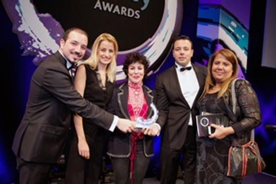 Vodafone Avantaj Cepte'ye ödül
