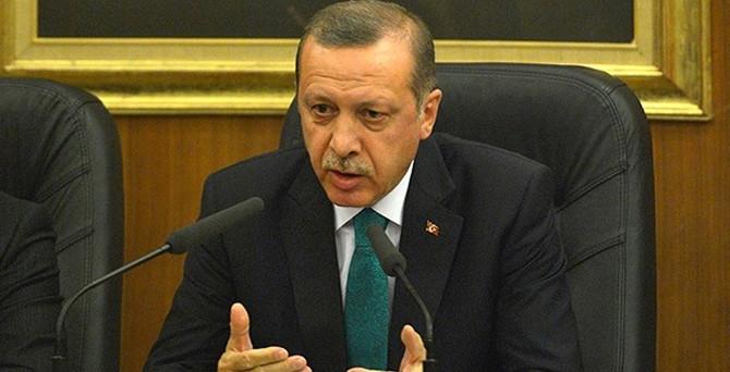 Erdoğan'dan çatı aday yorumu