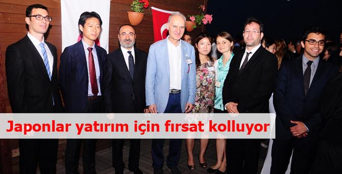 Japonlar, Türkiye'de yatırım için fırsat kolluyor