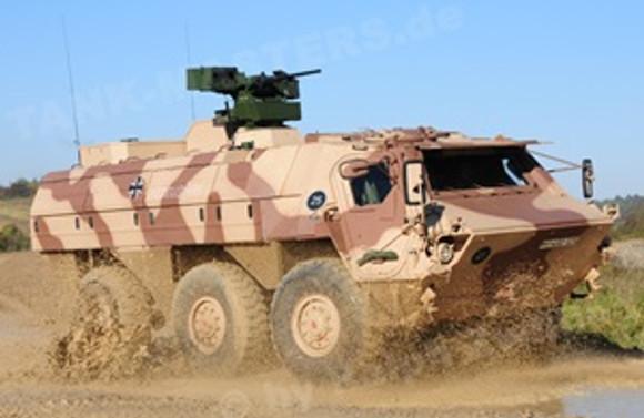 'Almanya Cezayir'e tank fabrikası kuruyor'