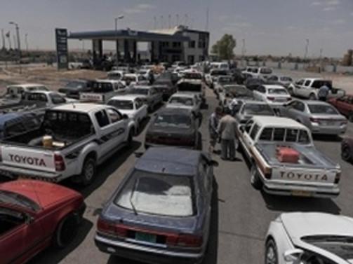Irak'ta yakıt sıkıntısı