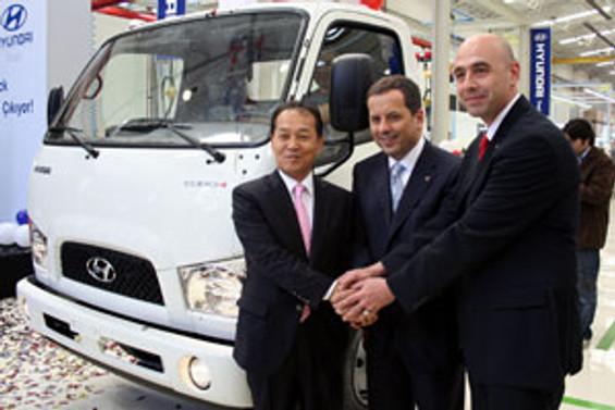 Karsan ile Hyundai yeni işbirliğine imza attı