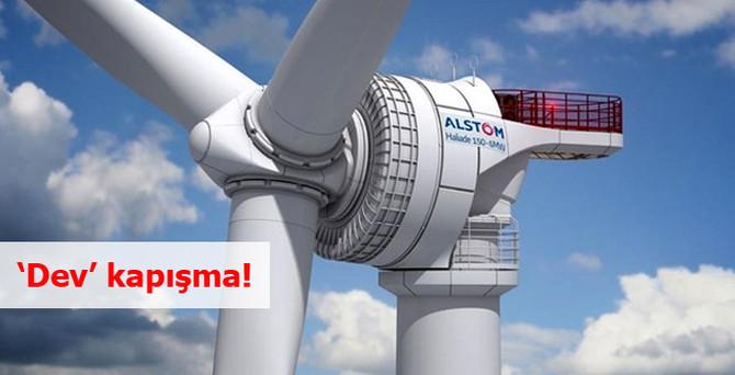 Alstom için 'dev' kapışma
