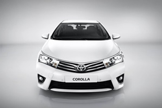 Yeni Corolla, Türkiye'de 18 bin 950 adet satıldı