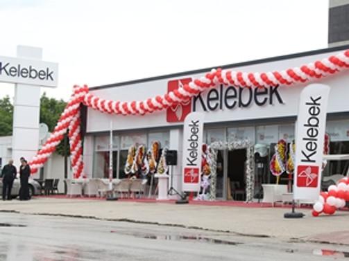 Kelebek Mobilya'dan Bolu'da yeni mağaza