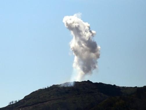 İsrail savaş uçakları Suriye'yi vurdu!