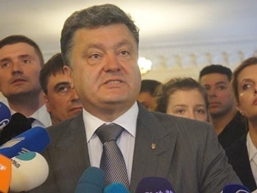 Poroşenko'dan 'şartlı ateşkes' açıklaması