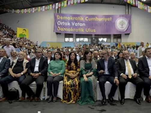 HDP 2. Olağanüstü Kongresi yapıldı