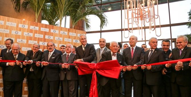 Eskişehir'in ilk 5 yıldızlı termal oteli açıldı