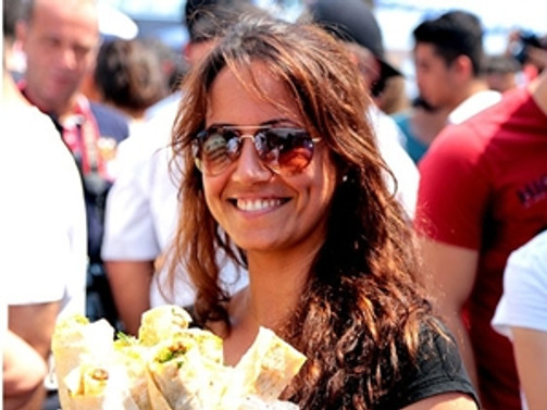 Mersin'de Tantuni Festivali