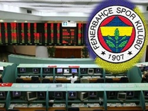 Fenerbahçe, borsada da fark attı