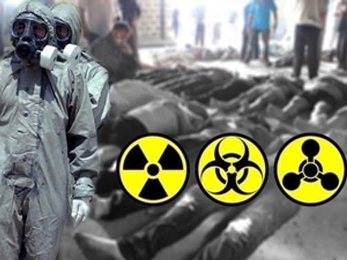 Suriye son kimyasal silahları da teslim etti